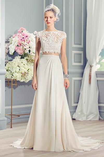 Những mẫu váy cưới đẹp đến ngạt thở khiến mọi cô gái phải ao ước - 29