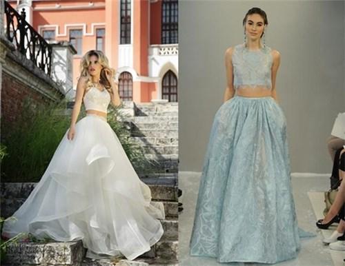 Những mẫu váy cưới đẹp đến ngạt thở khiến mọi cô gái phải ao ước - 30