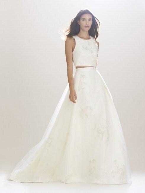 Những mẫu váy cưới đẹp đến ngạt thở khiến mọi cô gái phải ao ước - 31