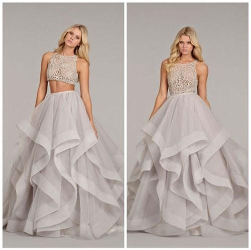 Những mẫu váy cưới đẹp đến ngạt thở khiến mọi cô gái phải ao ước - 33
