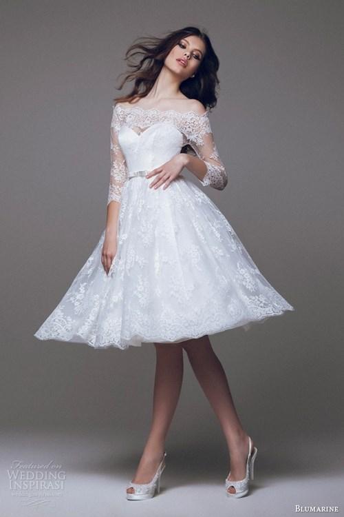 Những mẫu váy cưới đẹp đến ngạt thở khiến mọi cô gái phải ao ước - 36