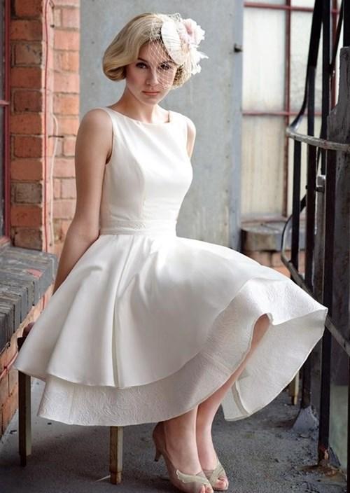 Những mẫu váy cưới đẹp đến ngạt thở khiến mọi cô gái phải ao ước - 37