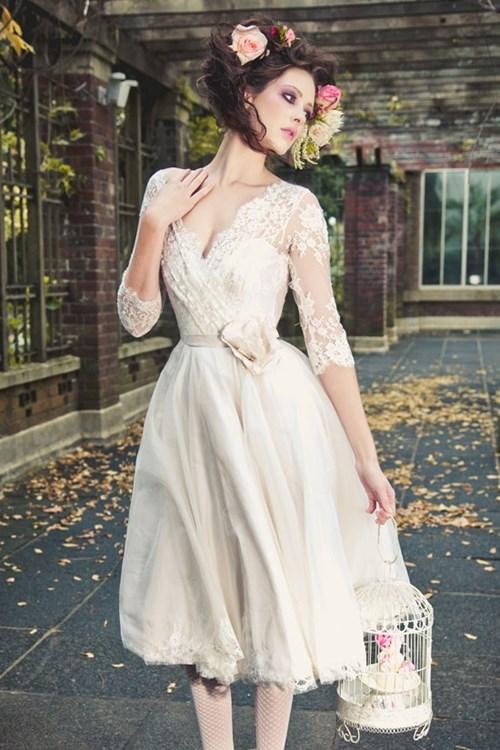 Những mẫu váy cưới đẹp đến ngạt thở khiến mọi cô gái phải ao ước - 38