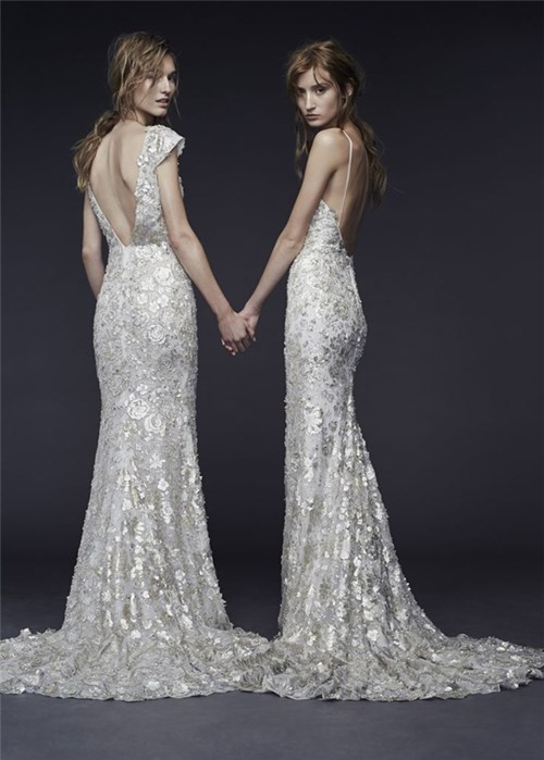 Những mẫu váy cưới đẹp đến ngạt thở khiến mọi cô gái phải ao ước - 41