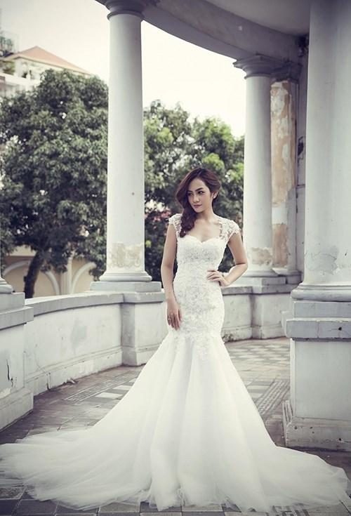 Những mẫu váy cưới đẹp đến ngạt thở khiến mọi cô gái phải ao ước - 46