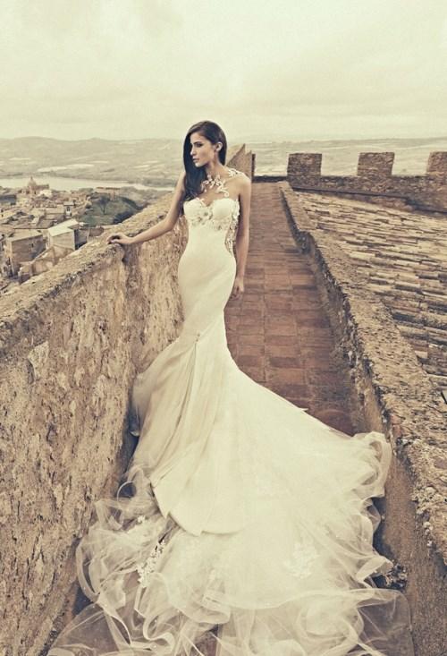 Những mẫu váy cưới đẹp đến ngạt thở khiến mọi cô gái phải ao ước - 48