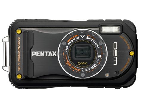 nồi đồng cối đá với pentax optio w90 - 1