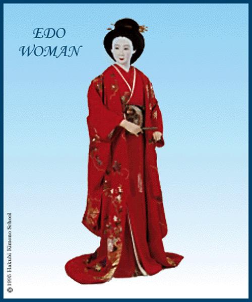 Sức hút từ trang phục truyền thống kimono - 3