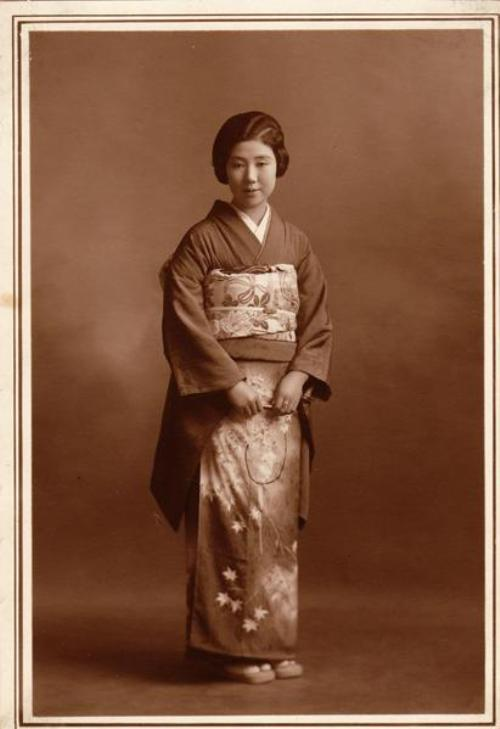 Sức hút từ trang phục truyền thống kimono - 5