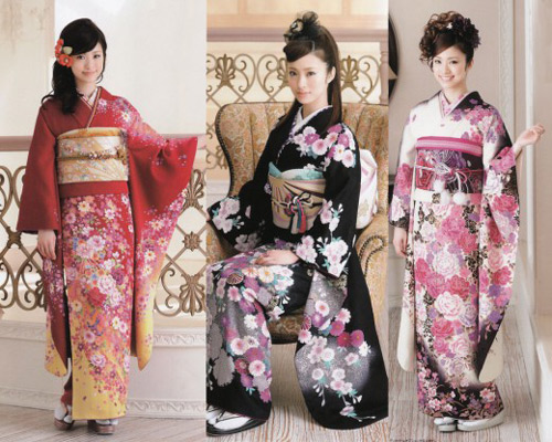 Sức hút từ trang phục truyền thống kimono - 6