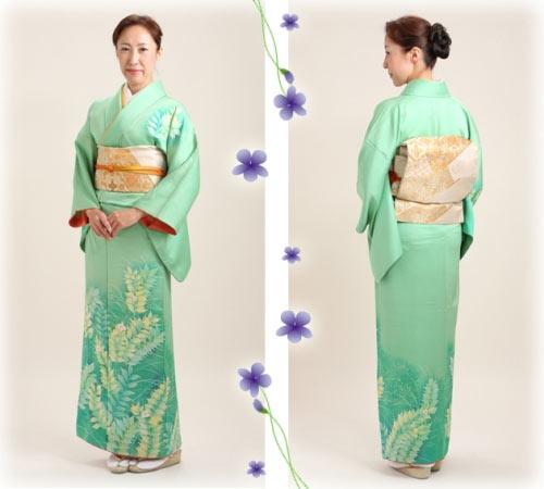 Sức hút từ trang phục truyền thống kimono - 12