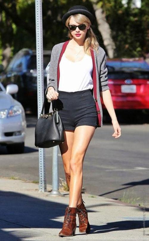 Taylor swift chia sẻ 6 bí quyết mặc đẹp - 2