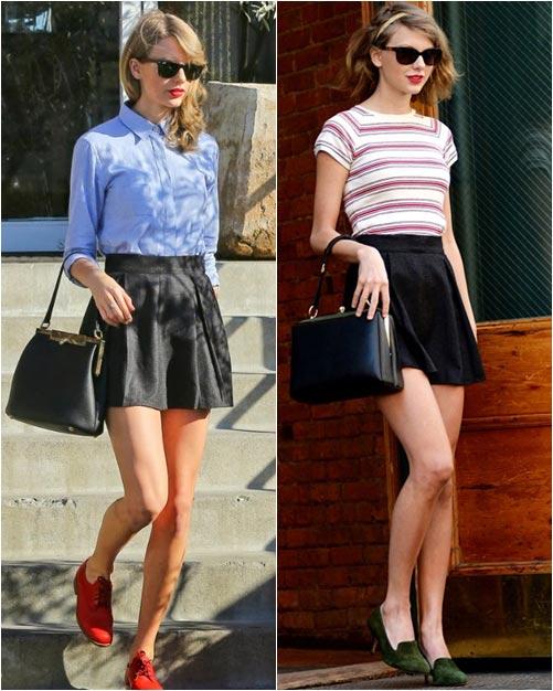 Taylor swift chia sẻ 6 bí quyết mặc đẹp - 3