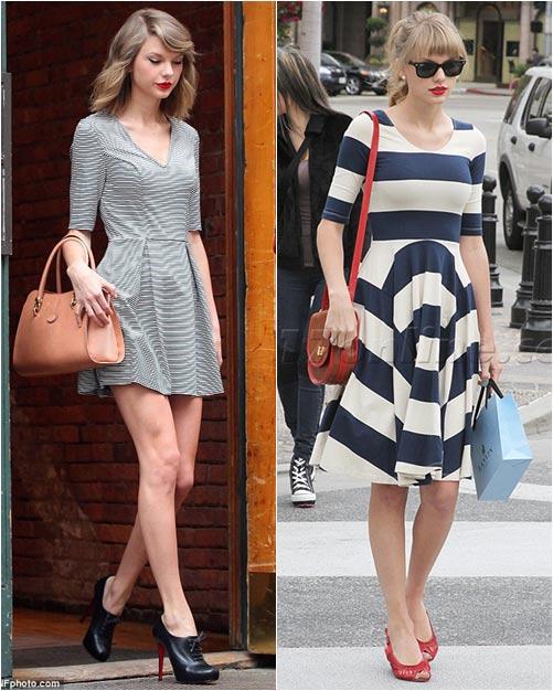 Taylor swift chia sẻ 6 bí quyết mặc đẹp - 6
