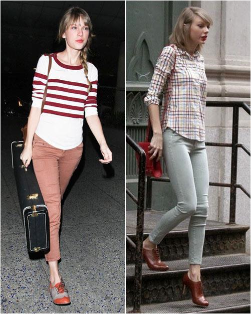 Taylor swift chia sẻ 6 bí quyết mặc đẹp - 8