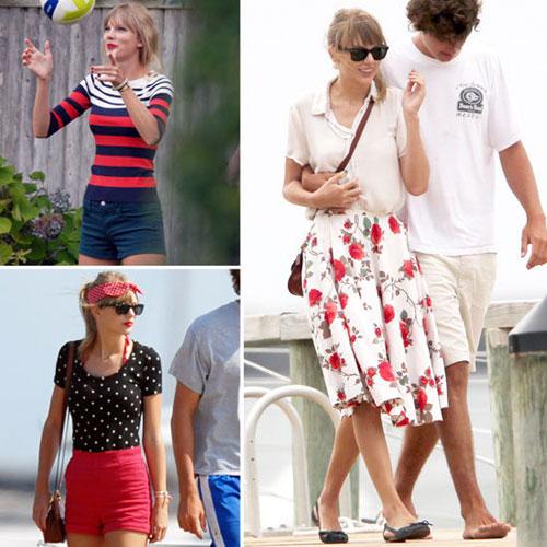 Taylor swift chia sẻ 6 bí quyết mặc đẹp - 11