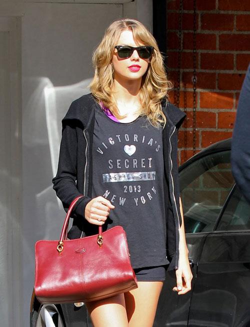 Taylor swift chia sẻ 6 bí quyết mặc đẹp - 12