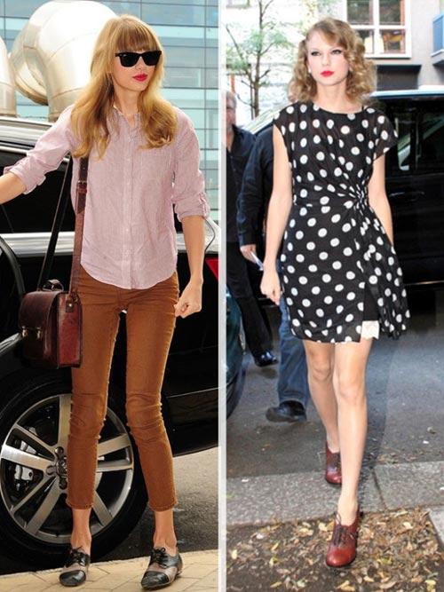 Taylor swift chia sẻ 6 bí quyết mặc đẹp - 16