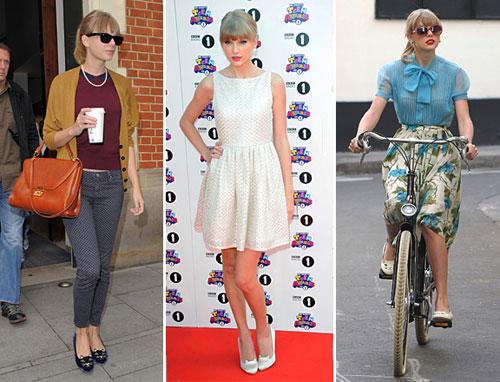 Taylor swift chia sẻ 6 bí quyết mặc đẹp - 17