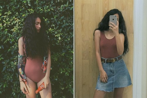 Thời trang áo tắm một mảnh hot nhất hè 2016 - 7