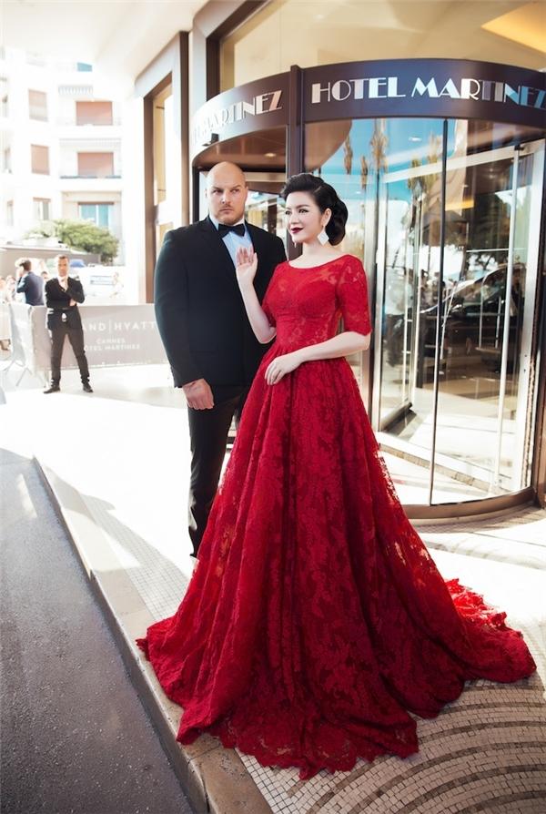 Váy áo sao việt trên thảm đỏ quốc tế làm nức lòng khán giả quê nhà - 5
