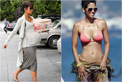 Bí quyết giảm cân ngoạn mục của 8 bà mẹ hollywood - 2