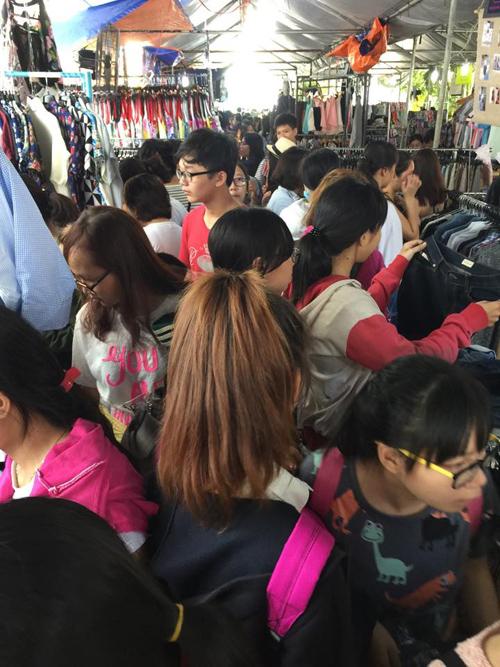 Chợ thời trang bổ - rẻ - văn minh của giới trẻ sài gòn - 4