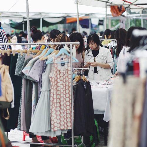 Chợ thời trang bổ - rẻ - văn minh của giới trẻ sài gòn - 5