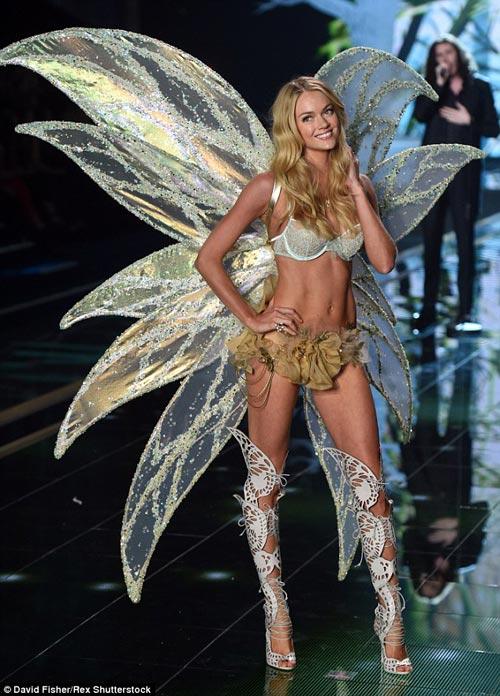 Chuyện tình đẹp như mơ của 10 thiên thần nội y hot nhất vs - 7