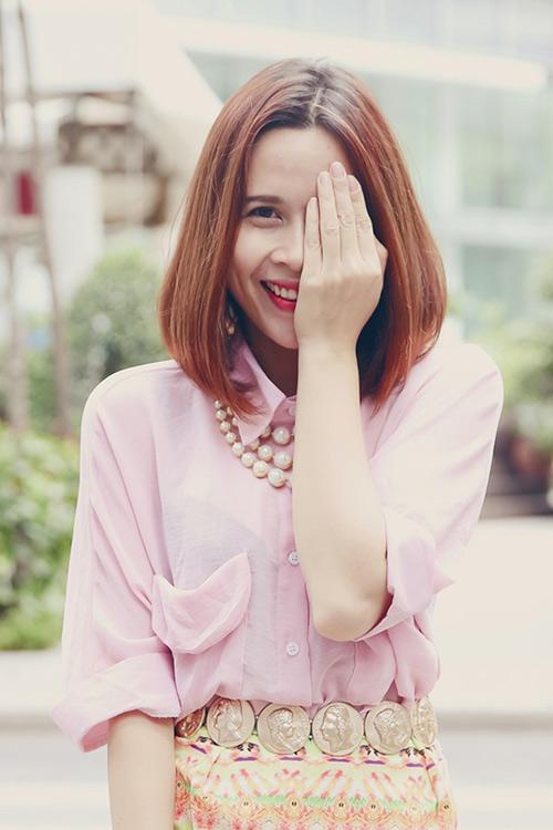 Lưu hương giang gợi ý tóc đẹp cho u30 trẻ ra chục tuổi - 16