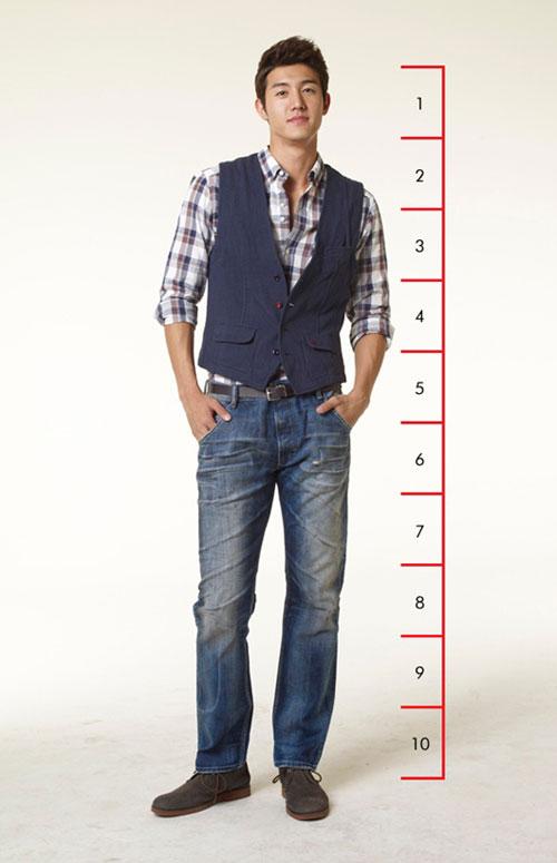 Những mỹ nam sở hữu chiều cao khủng nhất xứ củ sâm - 5