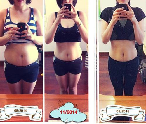 Những người giảm cân ngoạn mục bằng phương pháp fat attack - 4