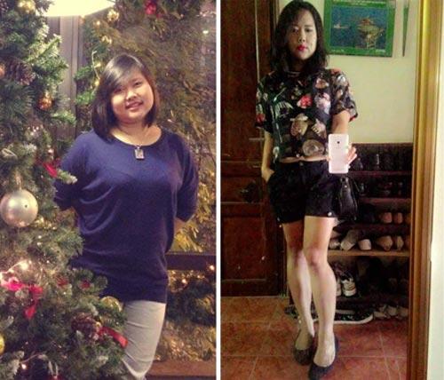 Những người giảm cân ngoạn mục bằng phương pháp fat attack - 8