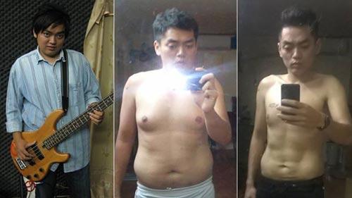 Những người giảm cân ngoạn mục bằng phương pháp fat attack - 11