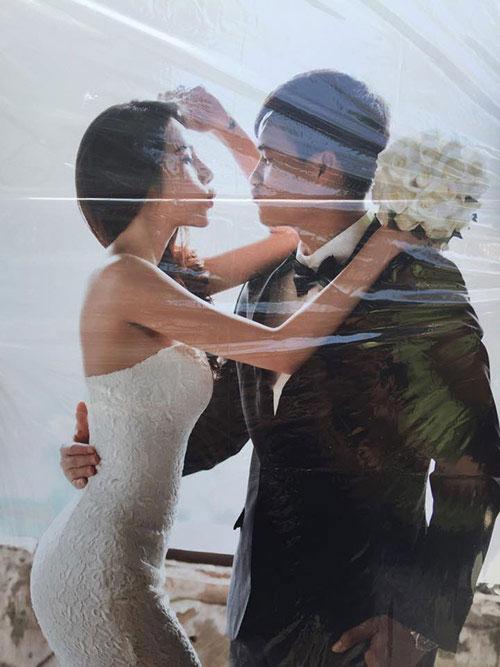 Tuần qua nhan sắc ba cô dâu áp đảo showbiz việt - 3