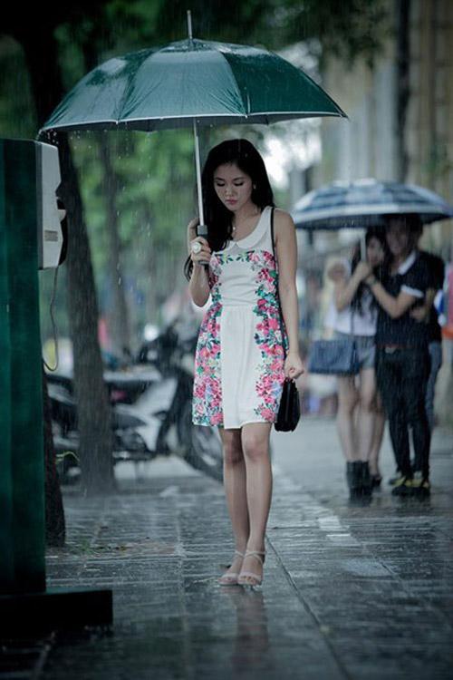 Văn mai hương mặc đẹp nhờ giảm cân - 15