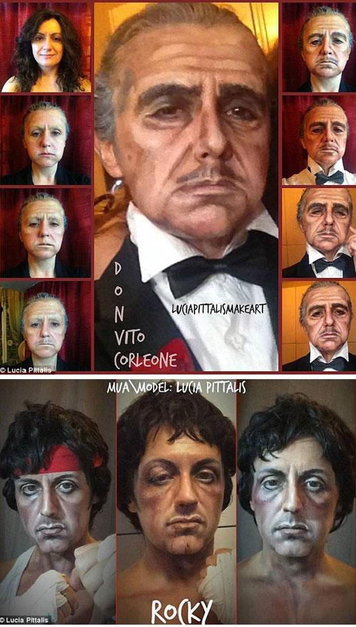 9 nghệ sĩ trang điểm tài năng nhất thế giới - 11