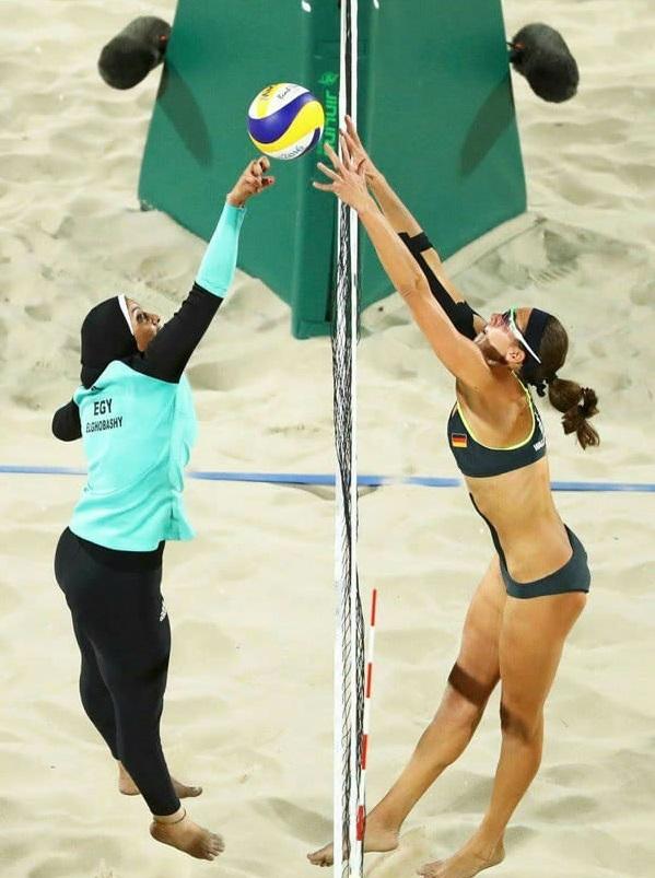 Ấn tượng 13 khoảnh khắc đi vào lịch sử của olympic rio 2016 - 1