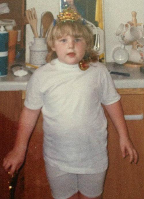 Hành trình cân nặng bất thường của cô gái béo phì - 5