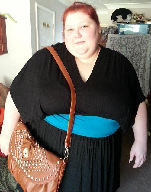 Hành trình cân nặng bất thường của cô gái béo phì - 11