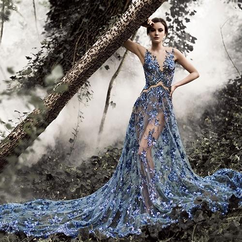 Lóa mắt trước cái đẹp khó cưỡng của những chiếc váy cưới xa hoa - 7