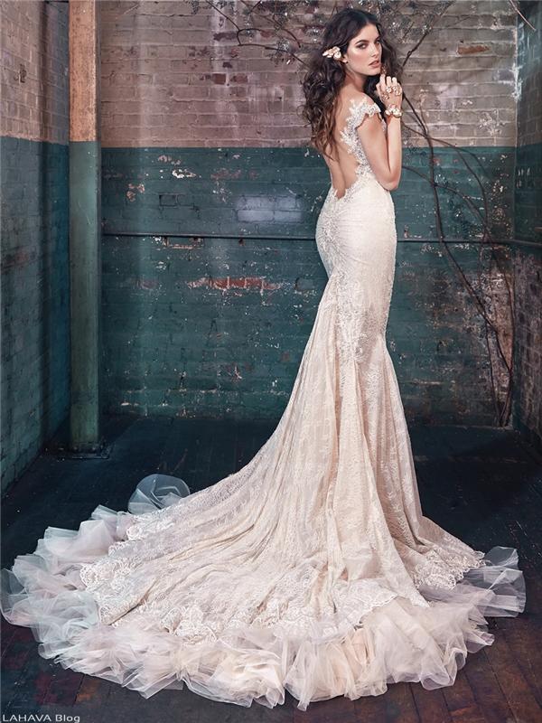 Lóa mắt trước cái đẹp khó cưỡng của những chiếc váy cưới xa hoa - 9