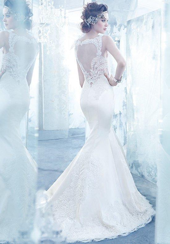 Lóa mắt trước cái đẹp khó cưỡng của những chiếc váy cưới xa hoa - 14