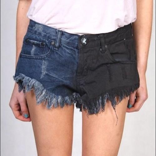 Quần jeans 2 màu xu hướng mới cực chất trong mùa hè - 7