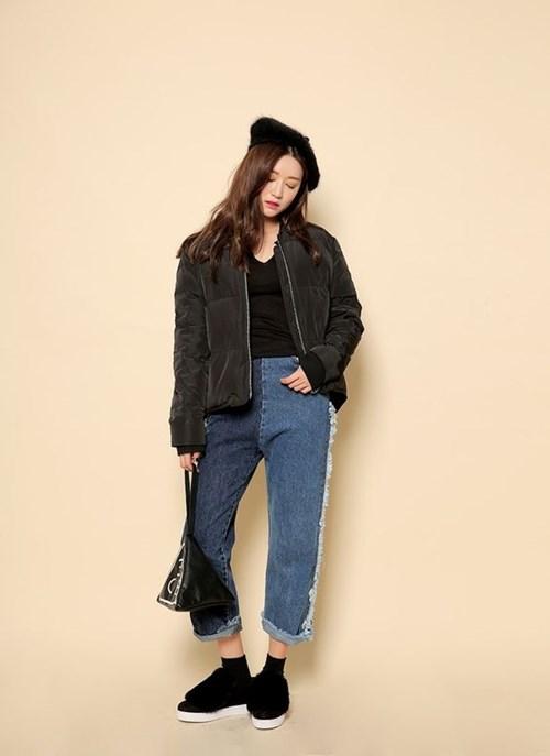 Quần jeans 2 màu xu hướng mới cực chất trong mùa hè - 14