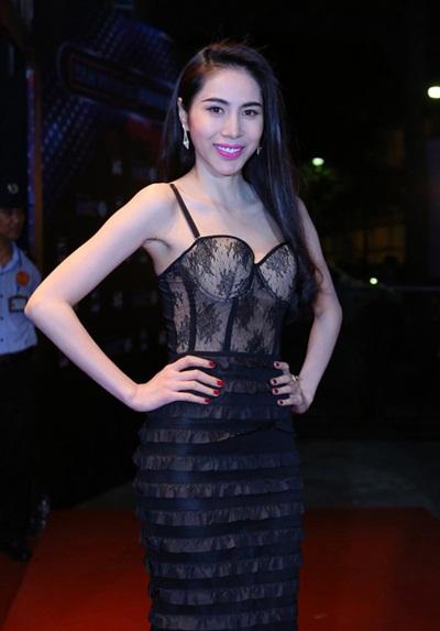 Sao việt xấu đẹp với váy áo corset - 8