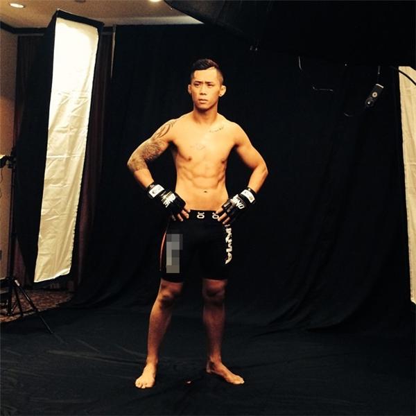Thân thế chàng võ sĩ hạ gục nhà vô địch trung quốc trong 2 phút - 13