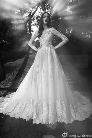 Váy phụ kiện hàng hiệu của lâm tâm như trong đám cưới - 3