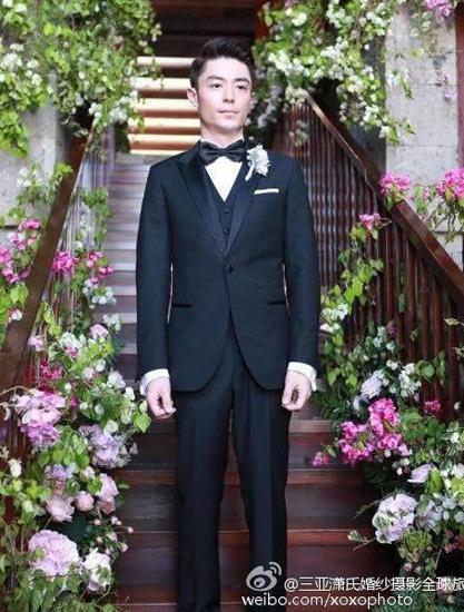 váy phụ kiện hàng hiệu của lâm tâm như trong đám cưới - 4