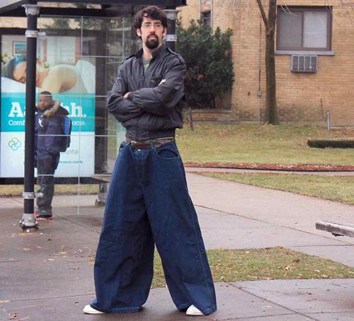 1001 thảm họa quần jeans khiến bạn hết hồn hết vía - 11